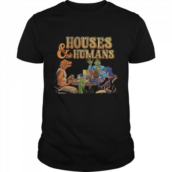 Houses And Humans  Classic Men's T-shirt