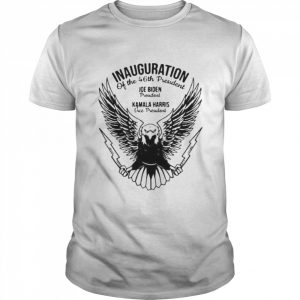 Inauguration of the 46th president joe biden president kamala harris vice president  Classic Men's T-shirt
